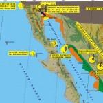 Proyecto Mareomotriz Montague, Baja California Norte y Sonora