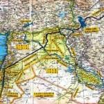 Mar Caspio-Medio Oriente